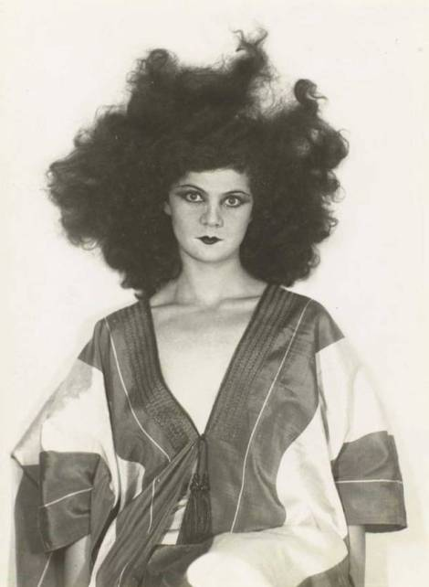 Man Ray Helen Tamiris, 1929 by