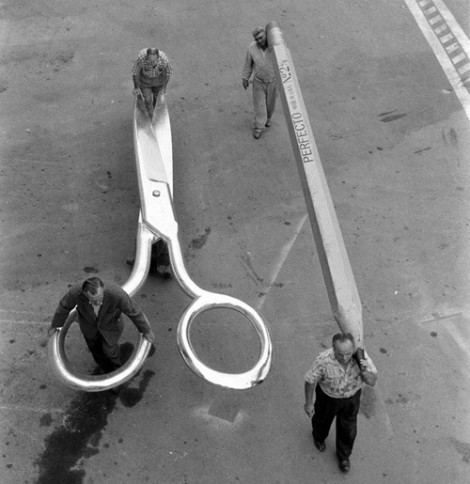 allant grant The Incredible Shrinking Man, 1956