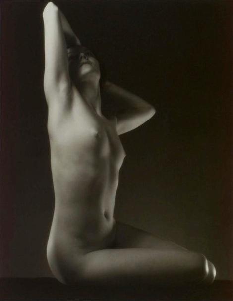 Edward Steichen (1879-1973)nude miss sousa 1933