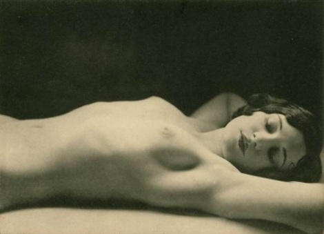 Nude by Germaine Krull 1930