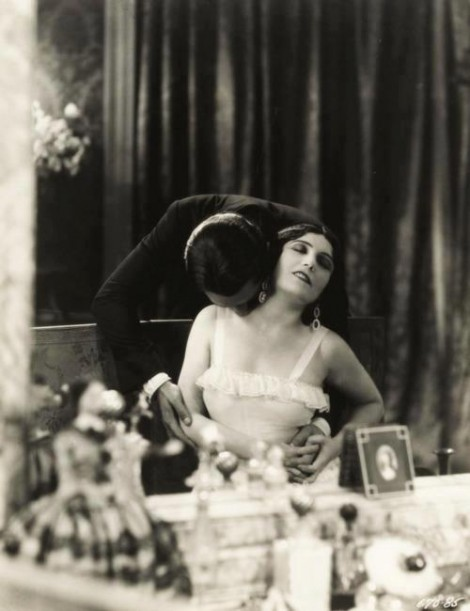 Pola Negri in Love of an actress 1928