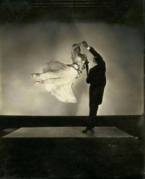 Dancing,1935 - Edward Steichen