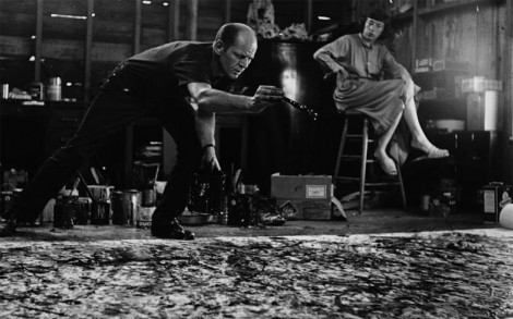 Jackson Pollock Jacket