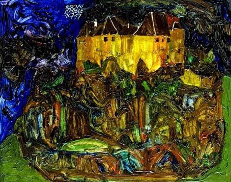 Egon Schiele-Burg-Neulengbach