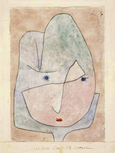 Paul Klee, This Flower Wishes to Fade