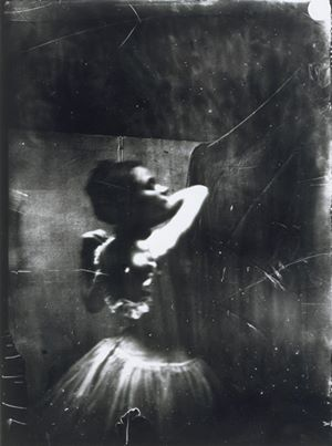 Edgar Degas, 'Dancer Adjusting her Shoulder Strap', c. 1895-6