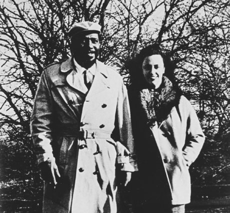 Thelonious Monk and Nica