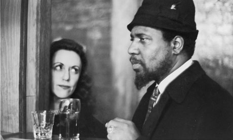Thelonious Monk and Nica de Koenigswarter at the Five Spot jazz club, New York, 1964: 'She's in love with him: the way she gazes at him… but I don't believe that sex was at the heart of it.' Photograph: Ben Martin/Time & Life Pictures/Getty Image