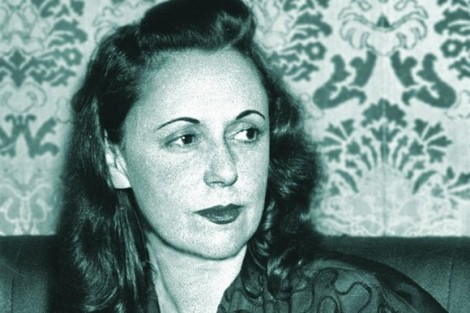 Nica Rothschild in 1954 by Marcus Harrison