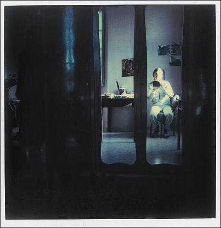 Self portrait: Andrei Tarkovsky, San Gregorio, 23 November 1983