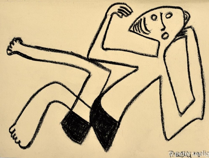 I love You – Paul Eluard / Peter Seelig