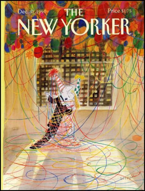 Jean-Jacques Sempé New Yorker 1990-12-31