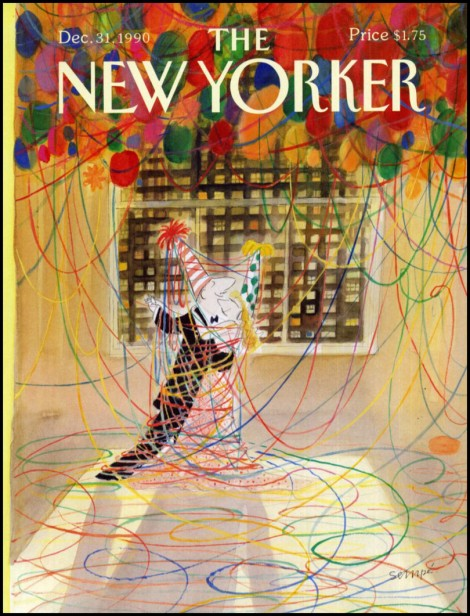 Jean-Jacques Sempé New Yorker 1990-12-31