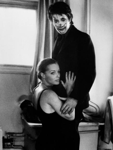 Romy Schneider and Jacques Dutronc L'important c'est d'aimer ,  1975