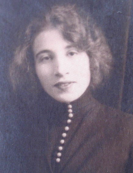 Léona Delcourt (Nadja), 1920s. Source: Jacques Rigaut