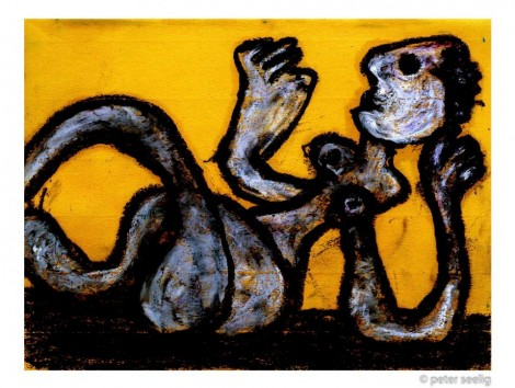 My Thoughts Fly To You by Peter Seelig