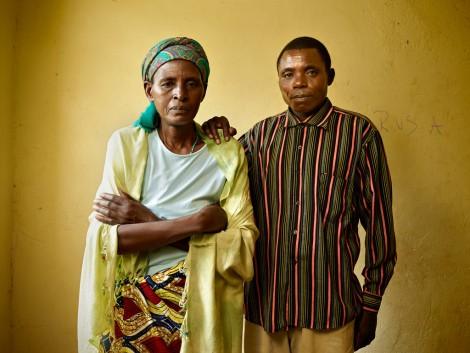 Laurent Nsabimana Perpetrator  / Beatrice Mukarwambari Survivor