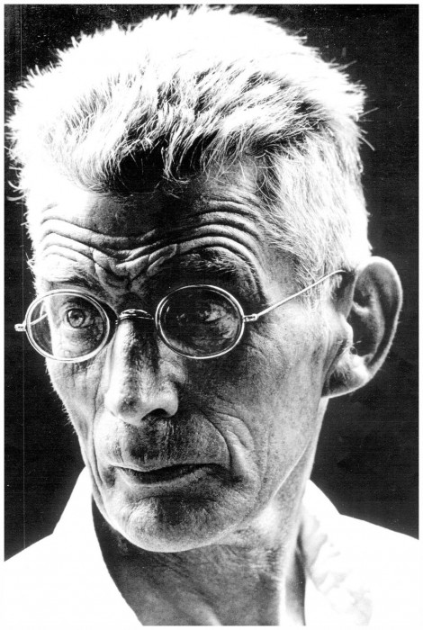 samuel-beckett-new-york-1964 shapiro steve