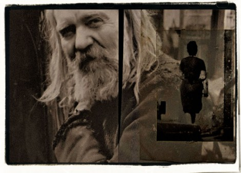 """Miroslav Tichý : """"Photography is painting with light"""""""