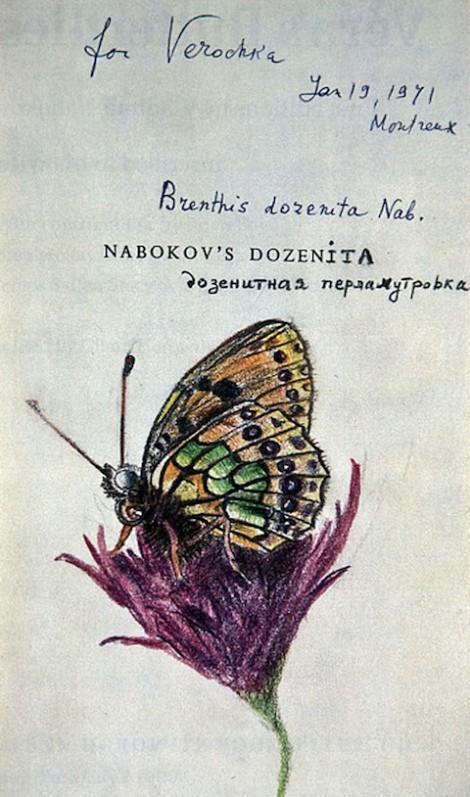 Letters to Véra – VladimirNabokov
