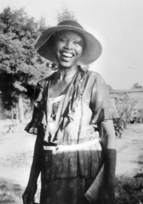 Zora Neale Hurston : I Love Myself When I Am Laughing