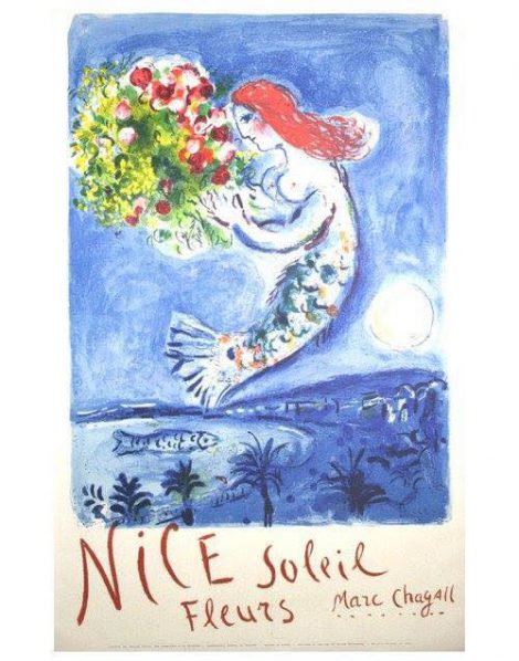 Marc Chagall baie des anges