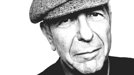 I heard of a man … Leonard Cohen