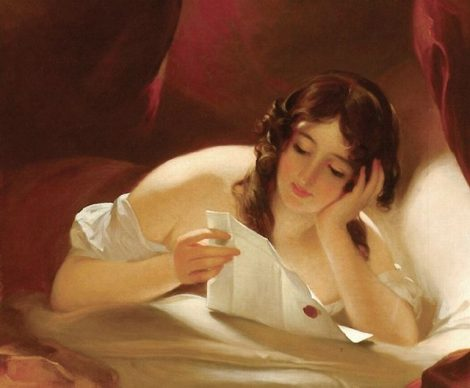 Thomas Sully: The Love Letter