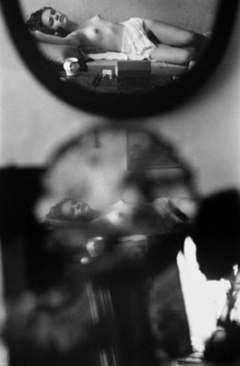 """""""For Sile""""  Wei Wu Wei / SaulLeiter"""